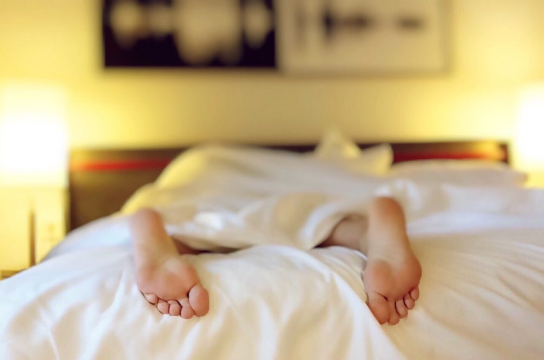 repos, dormir, malade