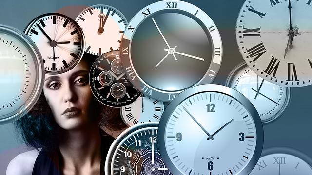 temps, horloge, temporel