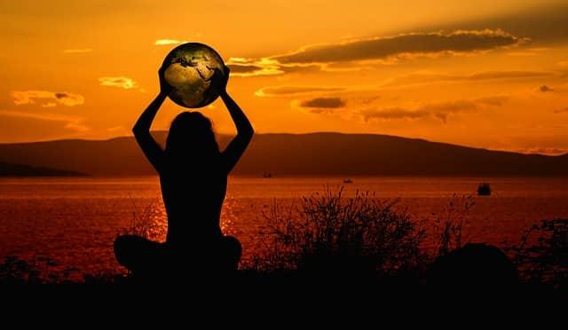 meditation Terre
