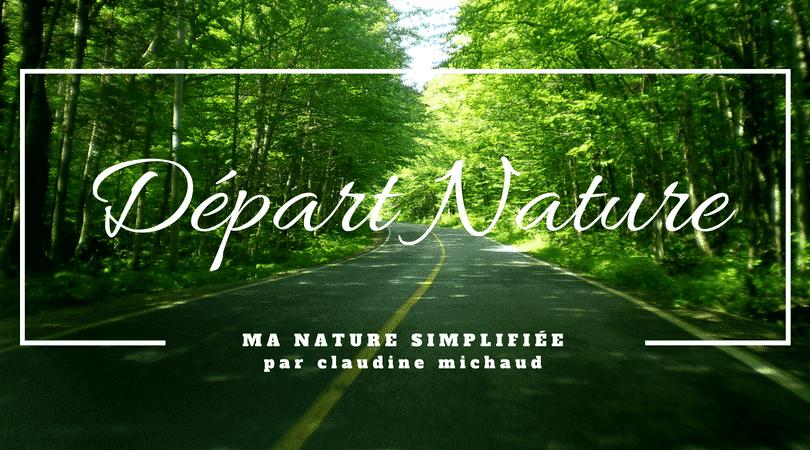 Départ Nature